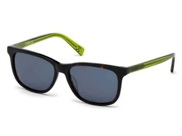 Slnečné okuliare Just Cavalli JC671S Green
