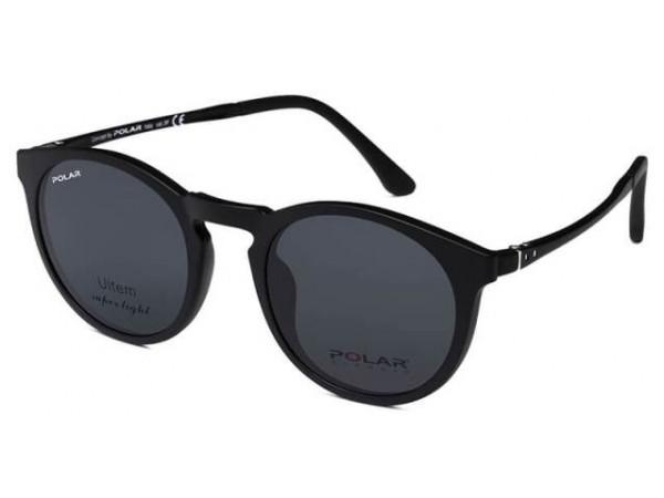 Unisex okuliare POLAR 400 76 + polarizačný klip