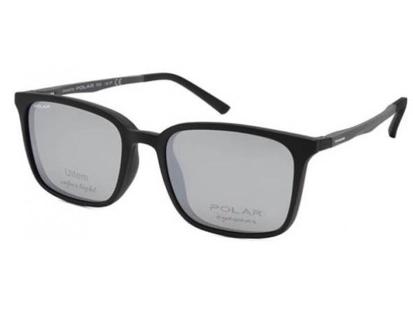 Pánske okuliare POLAR 408 76/B + polarizačný klip