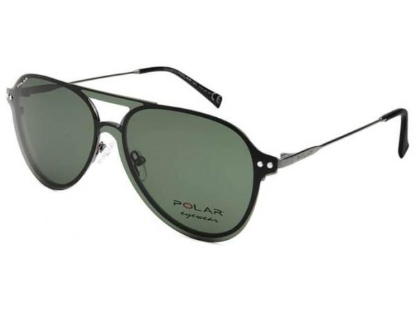 Unisex okuliare POLAR 415 49 + klip