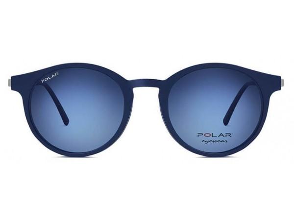 Unisex okuliare POLAR 481 20 + polarizačný klip