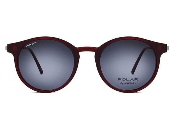 Unisex okuliare POLAR 481 22 + polarizačný klip