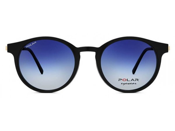Unisex okuliare POLAR 481 77Q + polarizačný klip