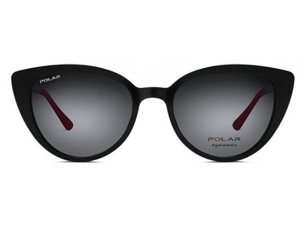 Detské okuliare POLAR 484 77 + polarizačný klip