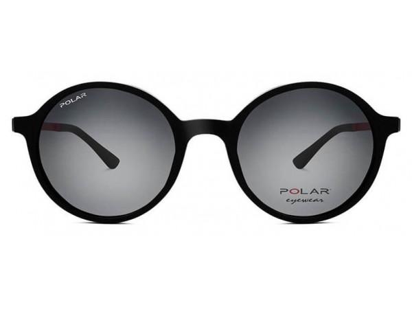 Unisex okuliare POLAR 489 75 + polarizačný klip