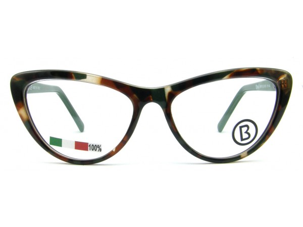 Dámske dioptrické okuliare B1919-018 Olive