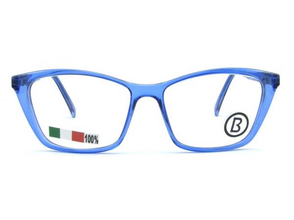 Dámske dioptrické okuliare B1919-038 Blue -a