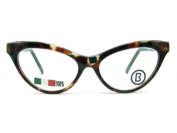 Dámske dioptrické okuliare B1919-043 Olive