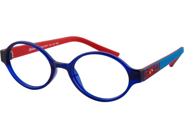 Detské okuliare ben.x  5001 Dark Blue