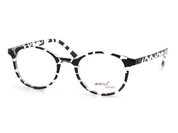 Dámske dioptrické okuliare ben.x 110