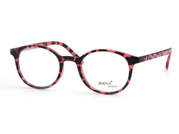 Dámske dioptrické okuliare ben.x 110 Red