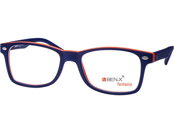 Detské okuliare ben.x  673 Blue