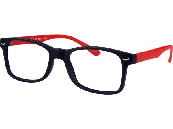 Detské okuliare ben.x  673 Blue&Red