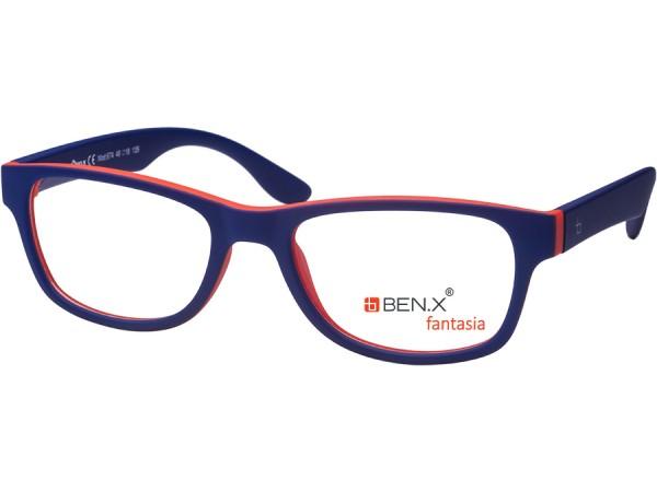 Detské okuliare ben.x  674 Blue