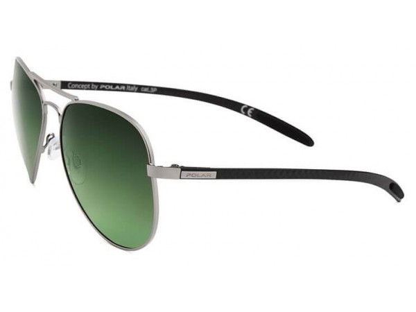 Slnečné polarizačné okuliare POLAR Carbon-Fiber 01
