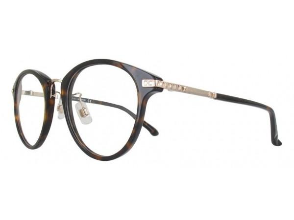 Dámske dioptrické okuliare Swarovski SK5237 Dark