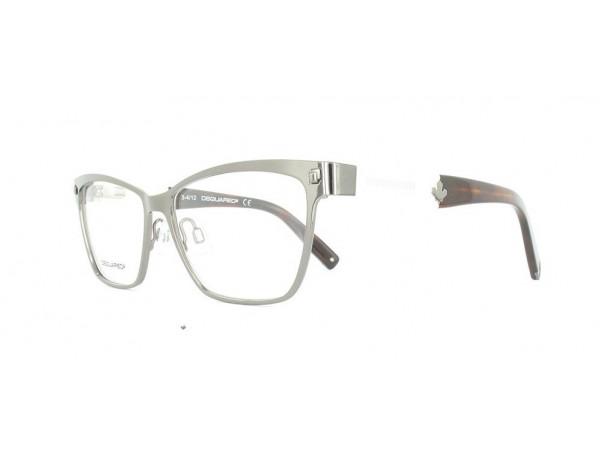 Dámske dioptrické okuliare DSQUARED2 DQ5101