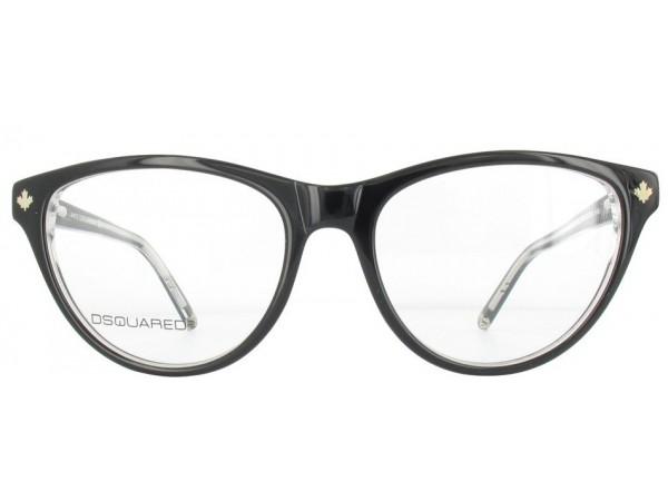 Dámske dioptrické okuliare DSQUARED2 DQ5108
