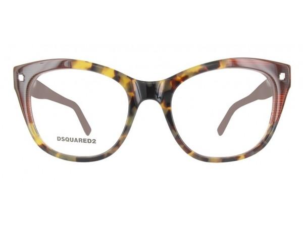 Dámske dioptrické okuliare Dsquared2 DQ5160