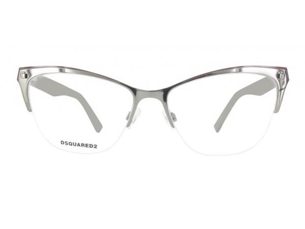 Dámske dioptrické okuliare Dsquared2 DQ5183
