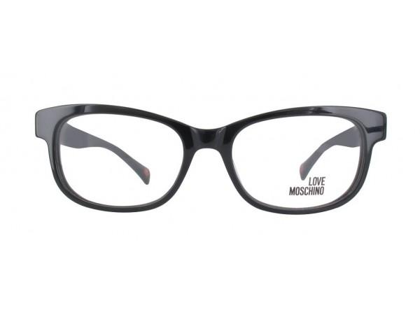 Dámske dioptrické okuliare Love Moschino ML115V Black -2