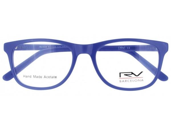 Dioptrické okuliare RV328 Blue -1