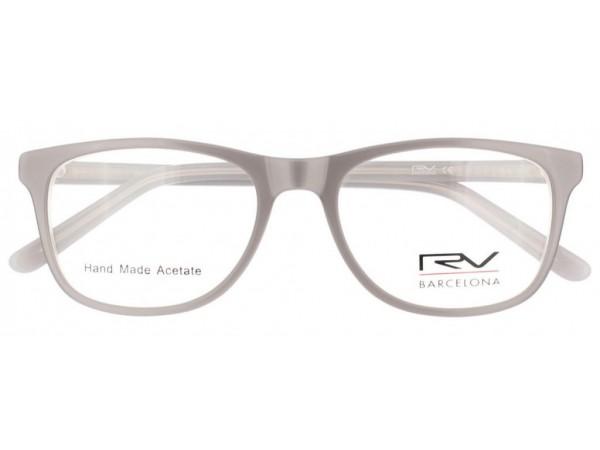 Dioptrické okuliare RV328 Grey -1