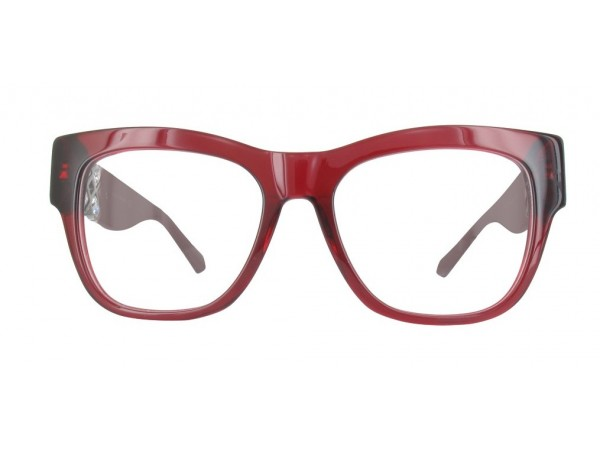 Dámske dioptrické okuliare Swarovski SK5228 Bordo