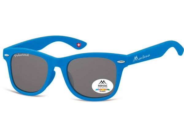 Detské slnečné polarizačné okuliare Wayfarer 967C