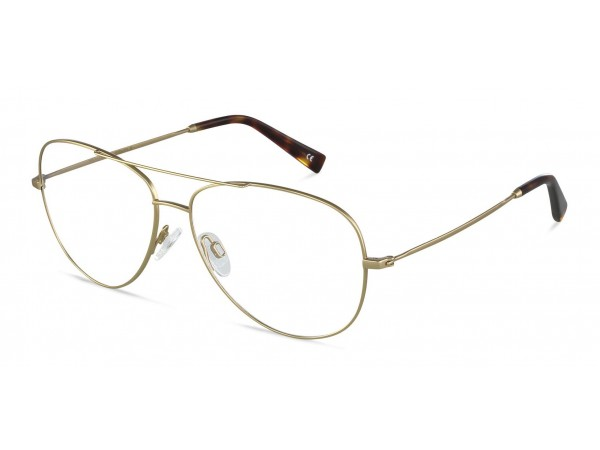 Unisex titánové okuliare Maverick Gold