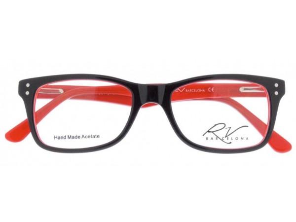 Dioptrické okuliare RV251 Black -1