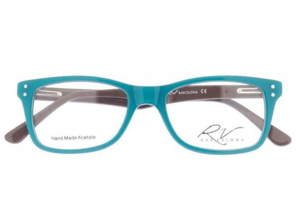 Dioptrické okuliare RV251 Blue -1