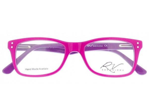 Dioptrické okuliare RV251 Fuchsia