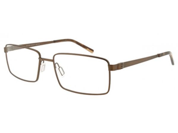 Pánske dioptrické okuliare Jago Brown