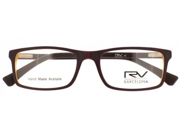 Dioptrické okuliare RV321 Brown -a