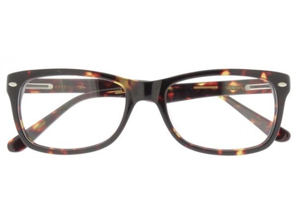 Okuliare Wayfarer Čierno Hnedé