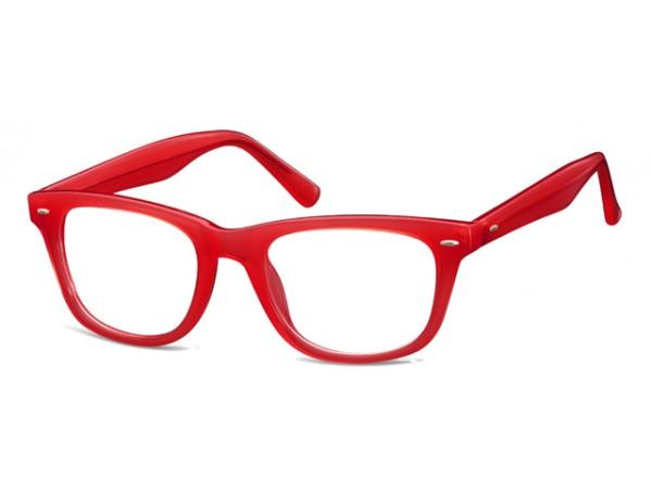 Wayfarer Okuliare Červené