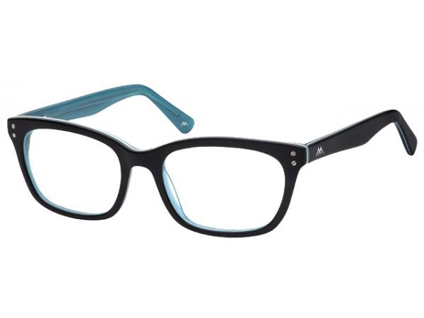 Retro Okuliare Black&Blue