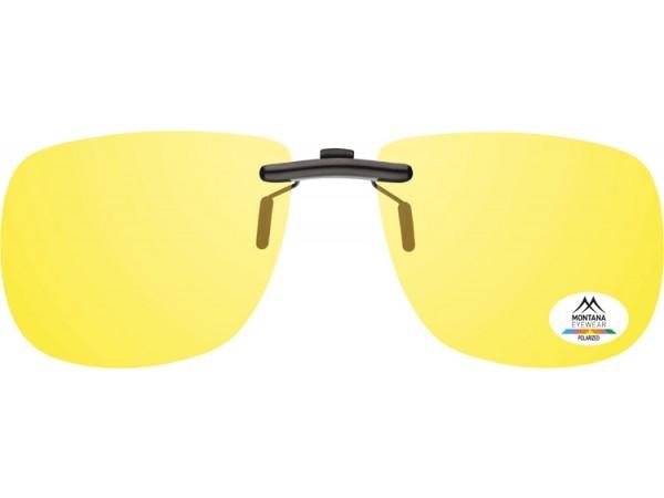 Polarizačný klip na okuliare C2C