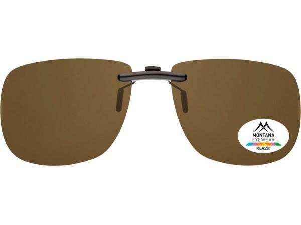 Polarizačný klip na okuliare C2B