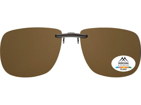 Polarizačný klip na okuliare C12B