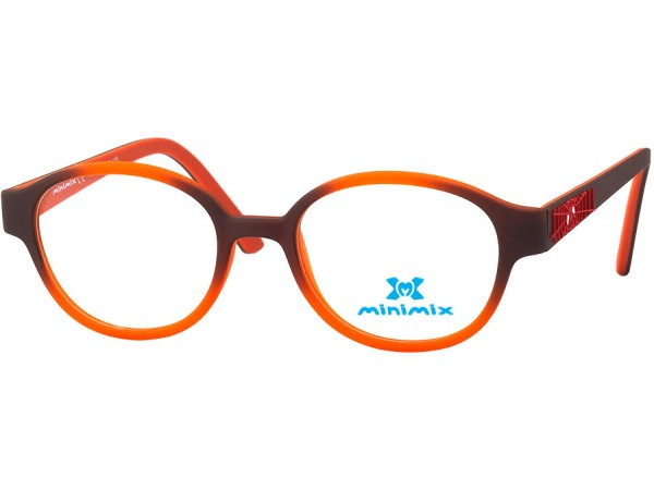 Detské okuliare minimix 1509 Brown