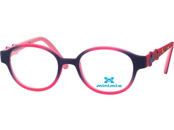Detské okuliare minimix 1509 Purple