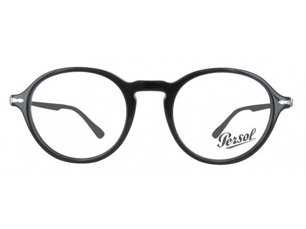 Pánske dioptrické okuliare Persol PO3180V Black