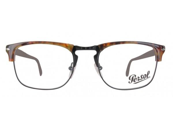 Pánske dioptrické okuliare Persol PO8359V Caffe -a