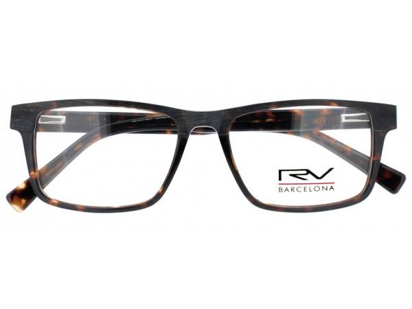 Dioptrické okuliare RV342 Brown - 1