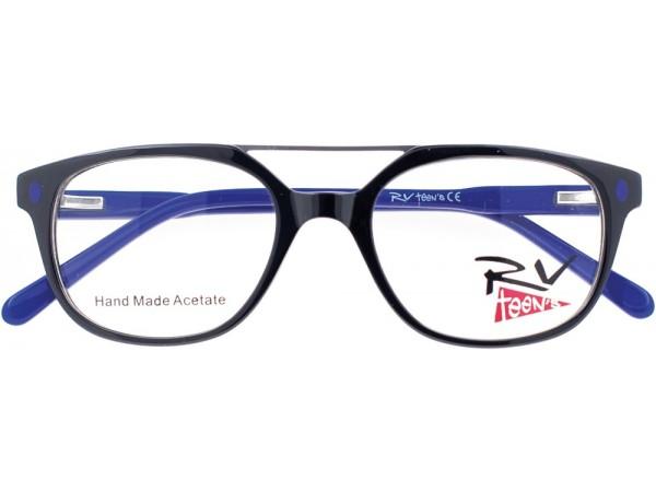Detské dioptrické okuliare RV teen´s Blue