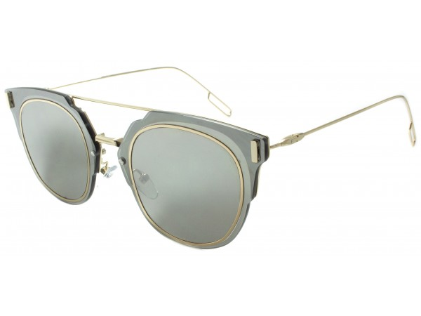 Slnečné okuliare Eleven Miami 2538 Gold