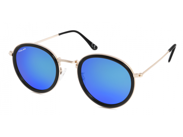 Slnečné okuliare POLAR Hudson Gold