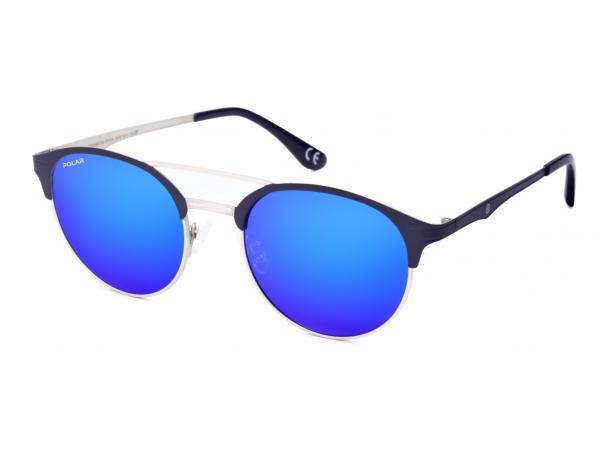 Slnečné okuliare POLAR Newman Blue&Gold